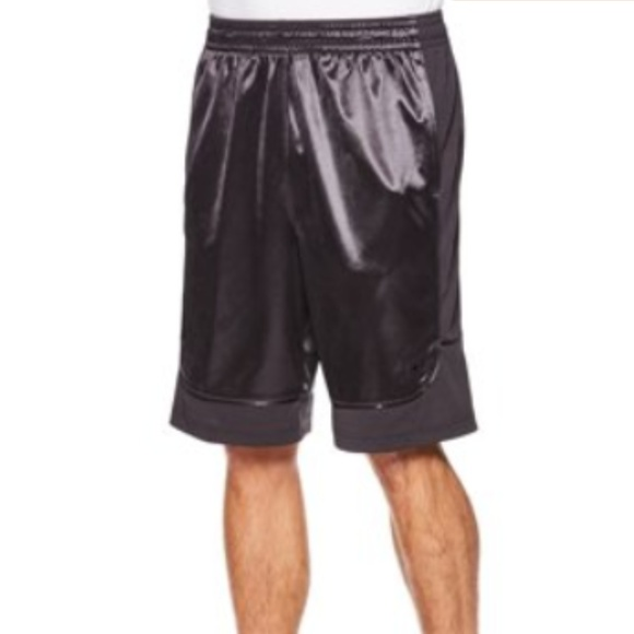And1 Other - AND1 - Men's - Basketball Shorts -Grey/Silver - Sm